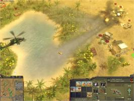 In game image of Warfare on the Valve Steam.