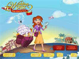 In game image of Wedding Dash® 2: Rings Around the World on the Valve Steam.