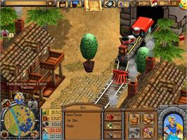 In game image of Westward® IV: All Aboard on the Valve Steam.