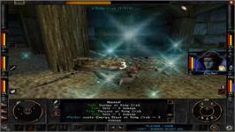 In game image of Wizardry 8 on the Valve Steam.