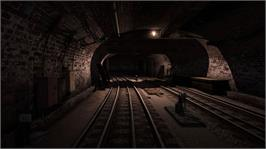 In game image of World of Subways 3  London Underground Circle Line on the Valve Steam.