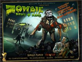 In game image of Zombie Bowl-o-Rama on the Valve Steam.