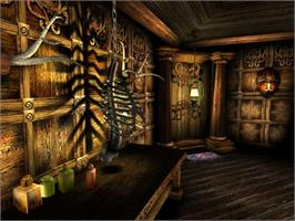 In game image of realMYST on the Valve Steam.