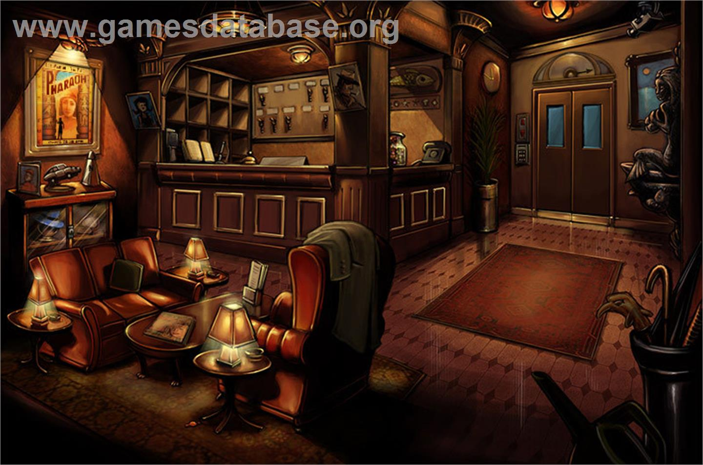 Nancy Drew® Dossier: Lights, Camera, Curses! - Valve Steam - Artwork - In Game