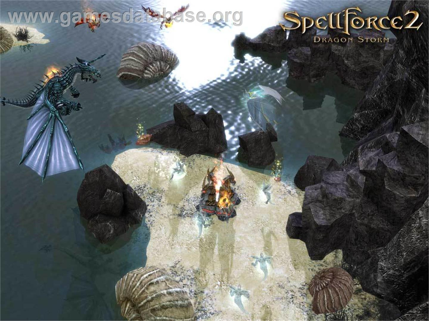 Spellforce 2: Gold Edition - Valve Steam - Artwork - In Game