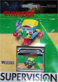 Box cover for Chimera on the Watara Supervision.
