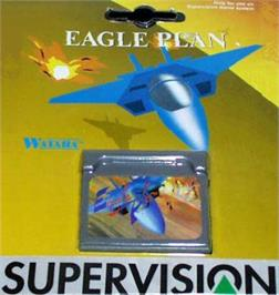 Box cover for Eagle Plan on the Watara Supervision.