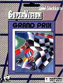 Box cover for Grand Prix on the Watara Supervision.