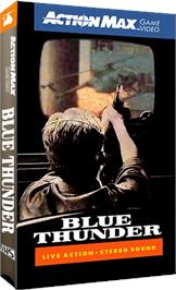 Box cover for Blue Thunder on the WoW Action Max.