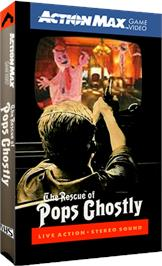 Box cover for Rescue of Pops Ghostly , The on the WoW Action Max.