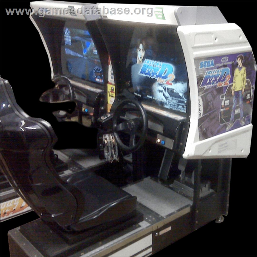 Initial D Arcade Stage Ver. 2